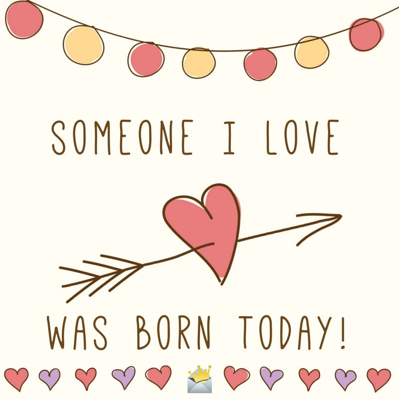 birthday message for your love ; Cute-birthday-message-for-the-one-I-love
