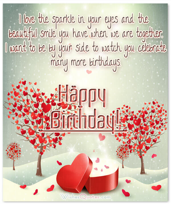 birthday message for your love ; happy-birthday-my-love