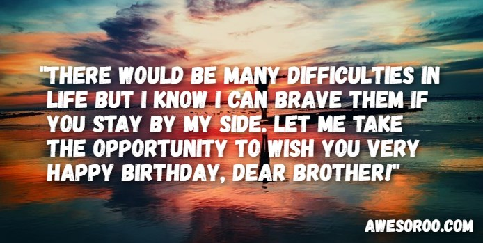 birthday message to a brother from another mother ; happy-birthday-brother-23