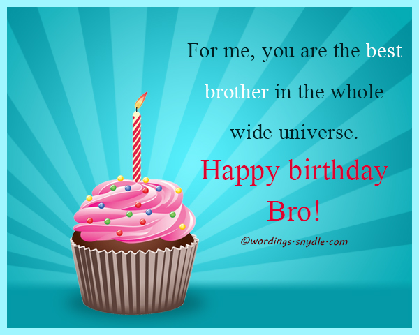 birthday message to a brother from another mother ; happy-birthday-wishes-for-brother