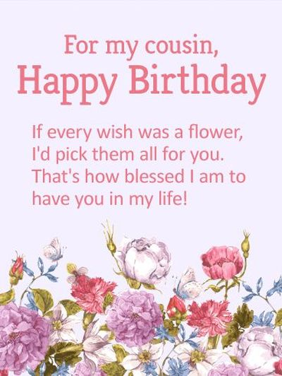 birthday message to a cousin sister ; Wonderful-happy-birthday-cousin-images-1