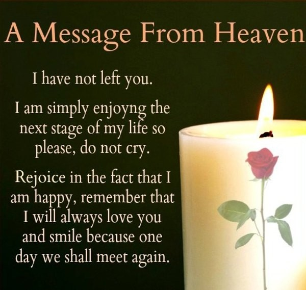 birthday message to a loved one ; 1st-birthday-wishes-in-heaven