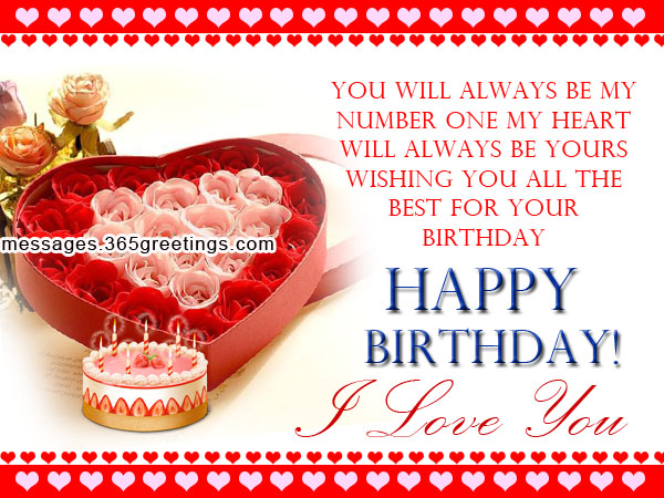 birthday message to a loved one ; romantic-birthday-messages1