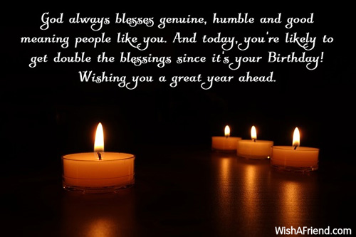 birthday message to a man of god ; 1170-christian-birthday-wishes
