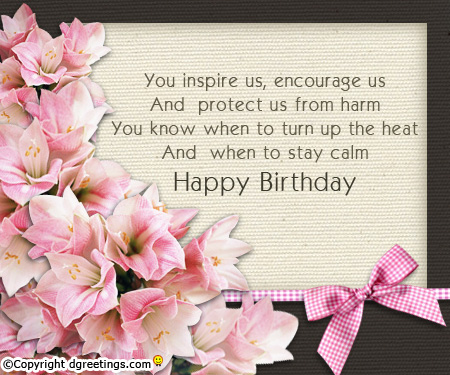 birthday message to a special lady ; birthday-message-to-a-lady-boss-
