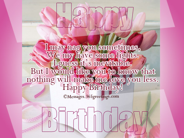 birthday message to a special lady ; romantic-birthday-wishes-for-boyfriend