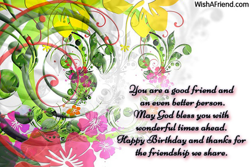 birthday message to a very good friend ; 244-friends-birthday-wishes
