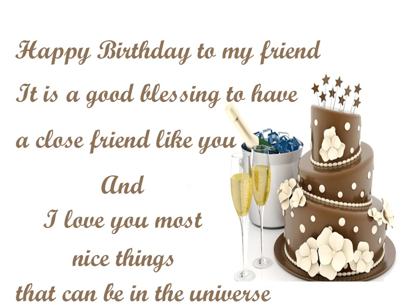 birthday message to a very good friend ; birthday-card-message-for-best-friend-happy-birthday-cards-for-best-friend-birthday-wishes-birthday-card-template