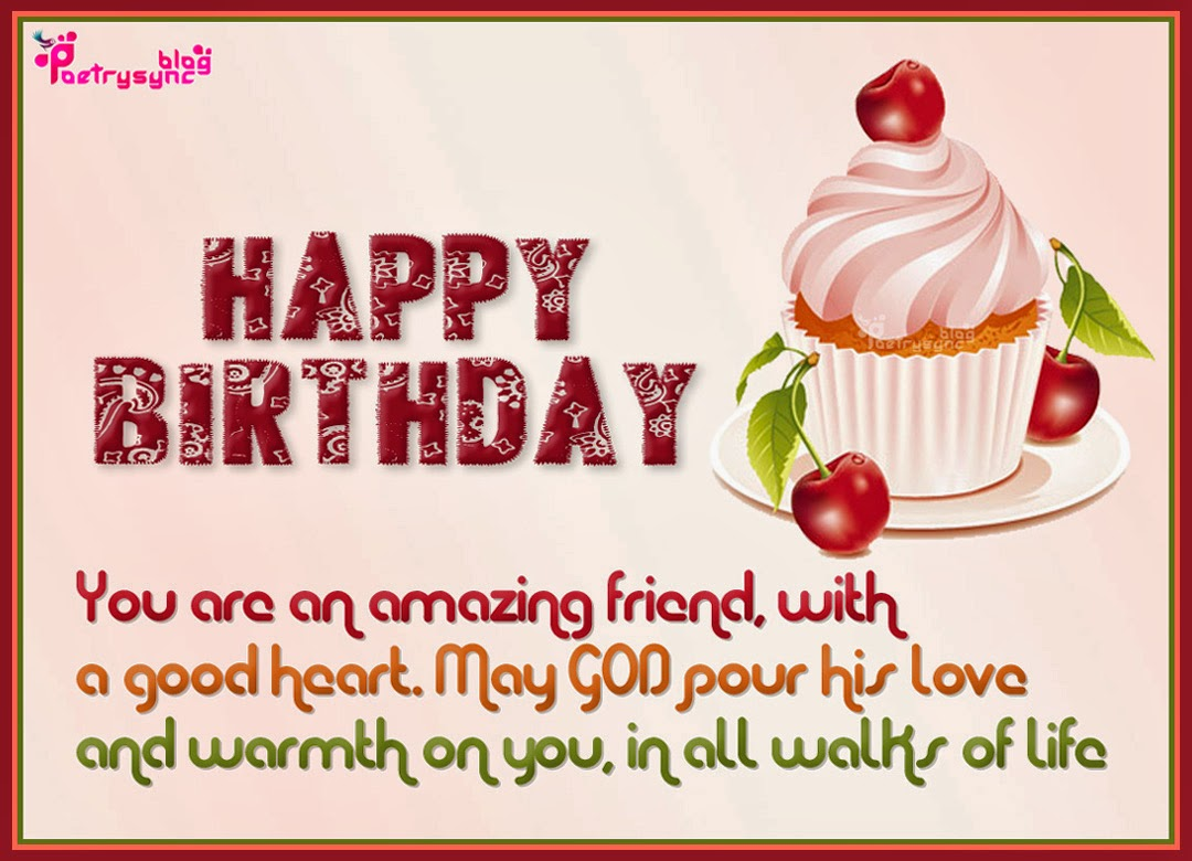 birthday message to a very good friend ; happy-birthday-wishes-for-friend-23