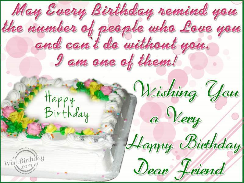 birthday message to a very good friend ; happy-birthday-wishes-for-friend-8