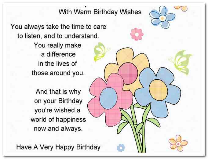 birthday message to a very good friend ; happy-birthday-wishes-for-very-close-friend