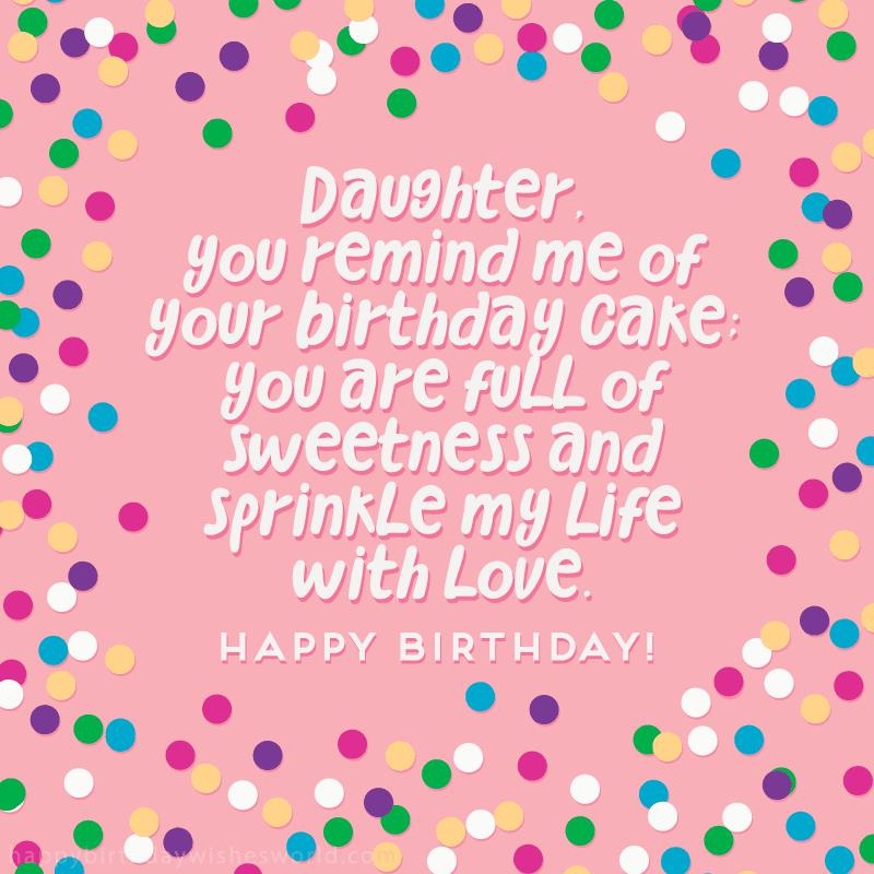 birthday message to baby daughter ; Happy-birthday-sweet-daughter