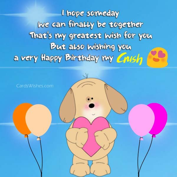 birthday message to my crush ; birthday-messages-for-crush