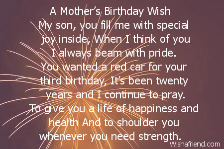 birthday message to my son turning 10 ; 2459-son-birthday-poems