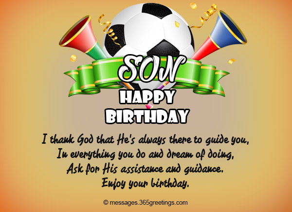 birthday message to my son turning 10 ; birthday-wishes-for-son-10