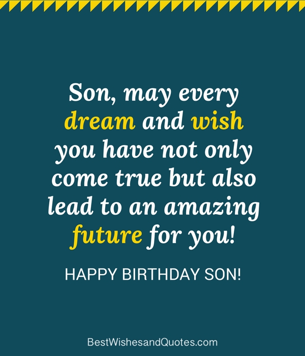 birthday message to my son turning 10 ; happy-birthday-wishes-for-son
