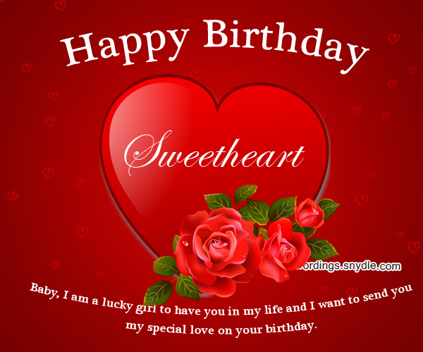 birthday message to my sweetheart ; happy-birthday-messages-for-your-boyfriend