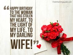 birthday message to my wife ; 2bbbeb5d505d78bda2425eb103cd3930--romantic-birthday-wishes-wish-for