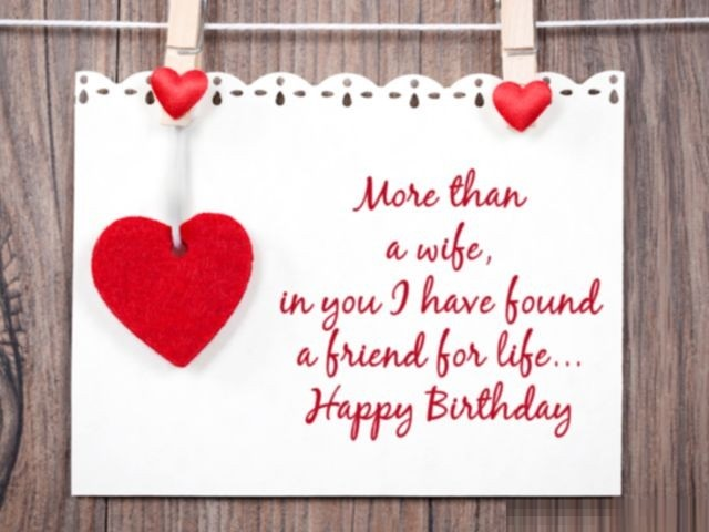 birthday message to my wife ; Happy-Birthday-wishes-for-wife-images-cards