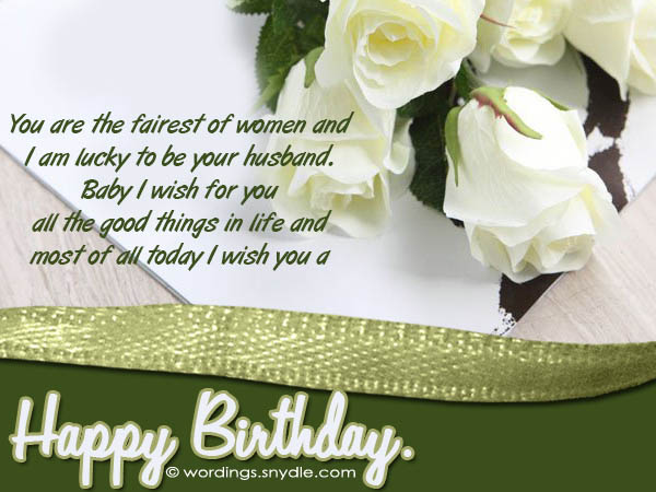 birthday message to my wife ; birthday-greetings-for-wife