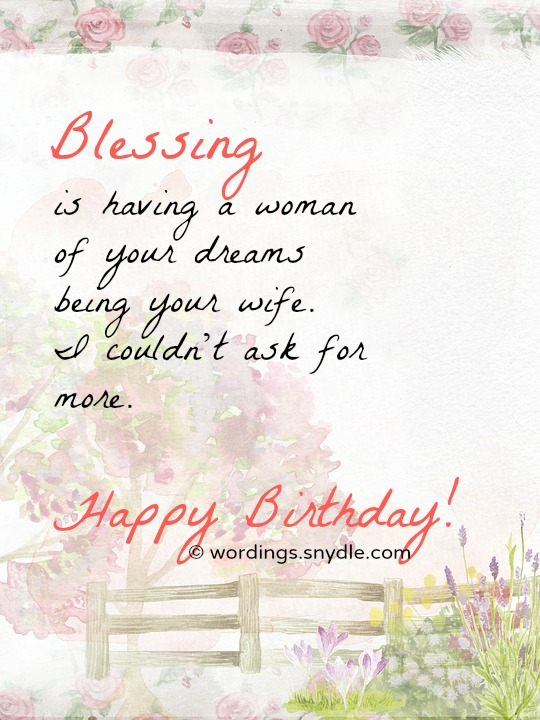 birthday message to my wife ; happy-birthday-picture-messages-for-wife