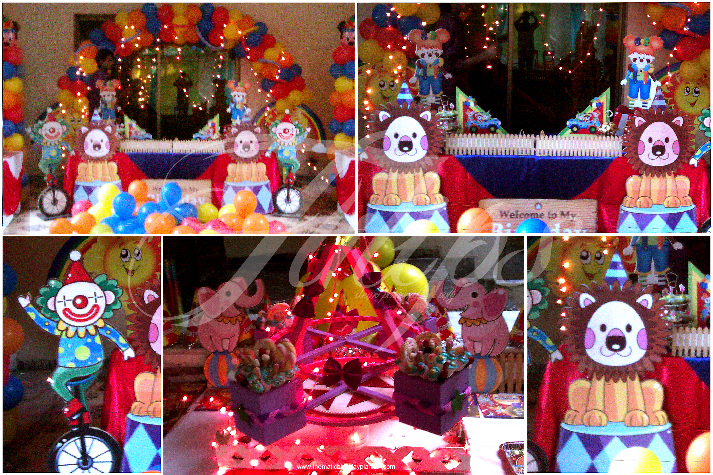 birthday party events ideas ; circus-carnival-birthday-party-ideas-tulips-event-pakistan