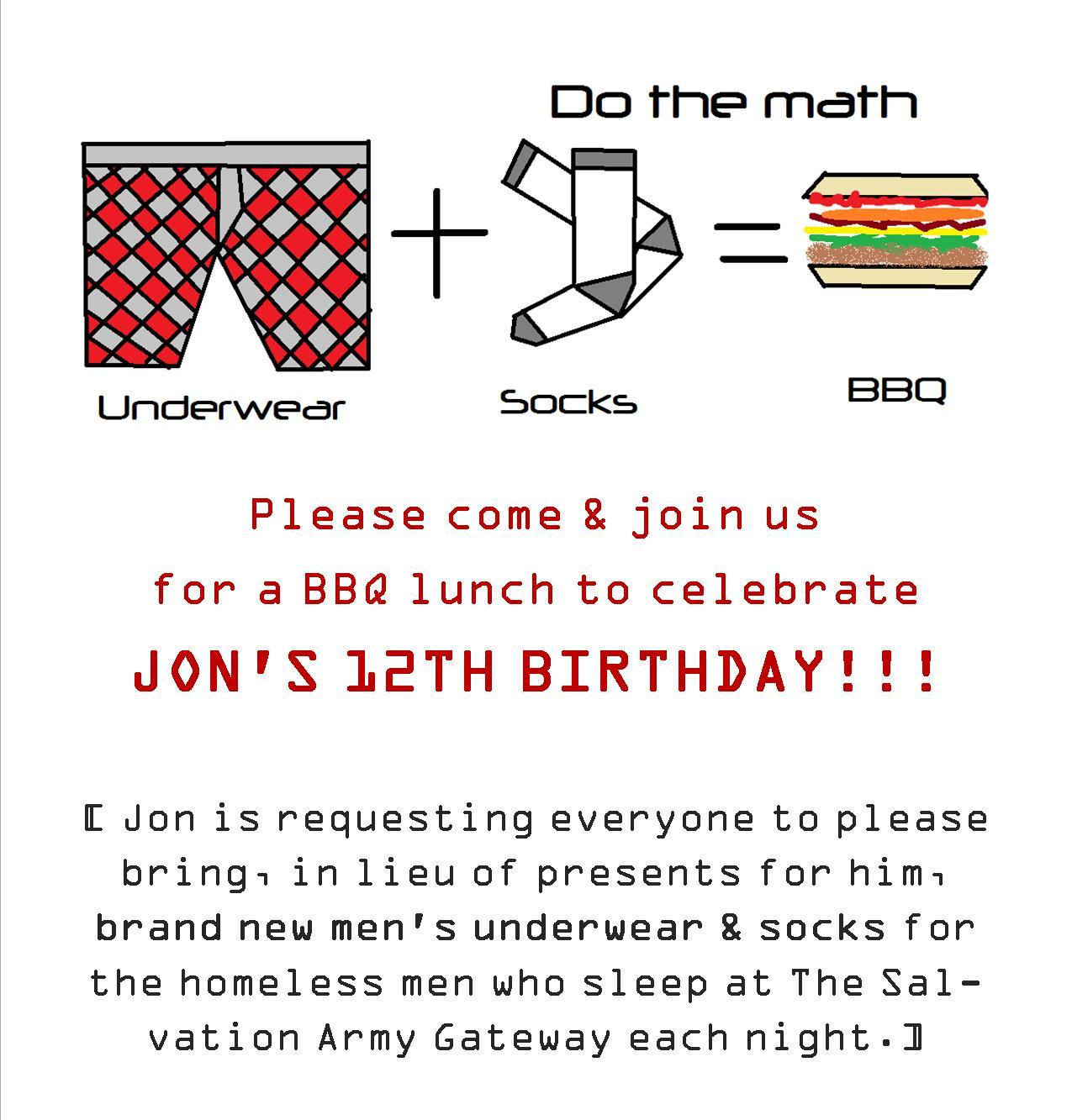 birthday party invitation email sample ; invitation_letter_for_a_14_year_birthday_party