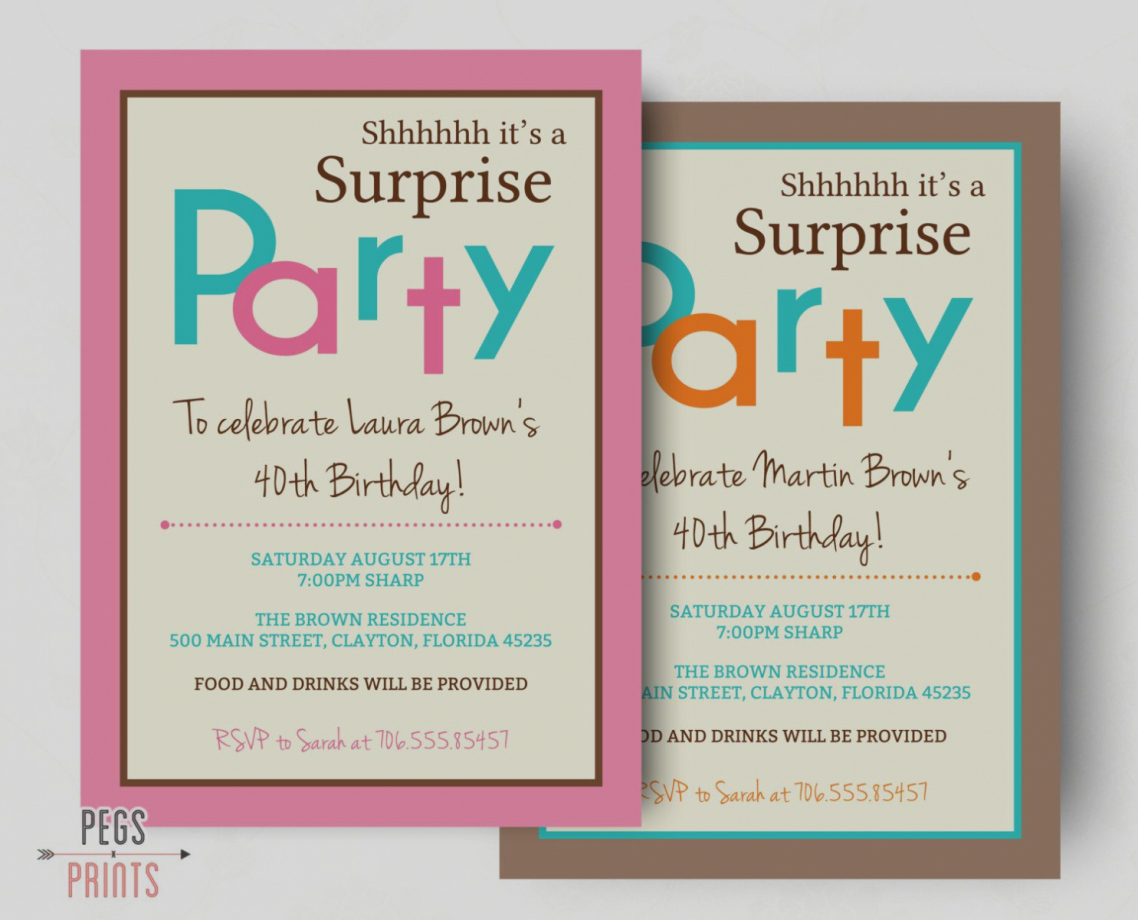 birthday party invitation sms ; images-surprise-40th-birthday-party-invitations-invitation-sms-funny