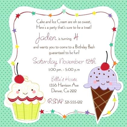 Birthday Party Invitation Sms Simple