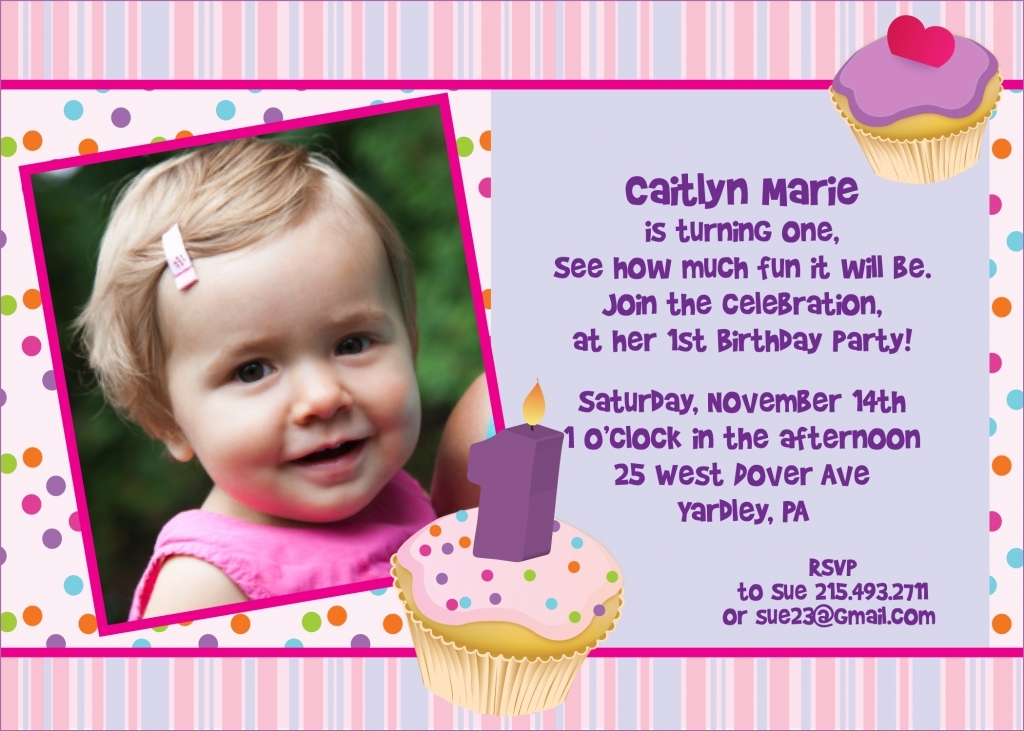 birthday party invitation wording for 1 year old ; one-year-old-birthday-party-invitation-wording