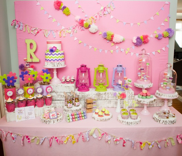 birthday party themes for girls ; Girls-Party-Ideas-1