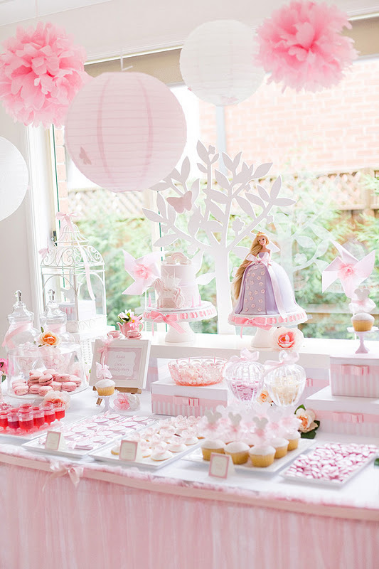 birthday party themes for girls ; Girls-Party-Ideas-27
