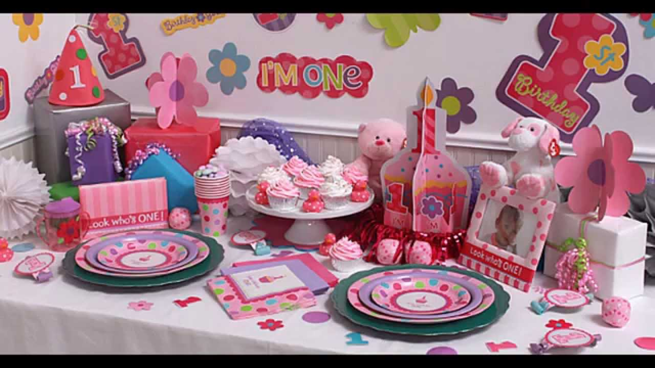 birthday party themes for girls ; maxresdefault