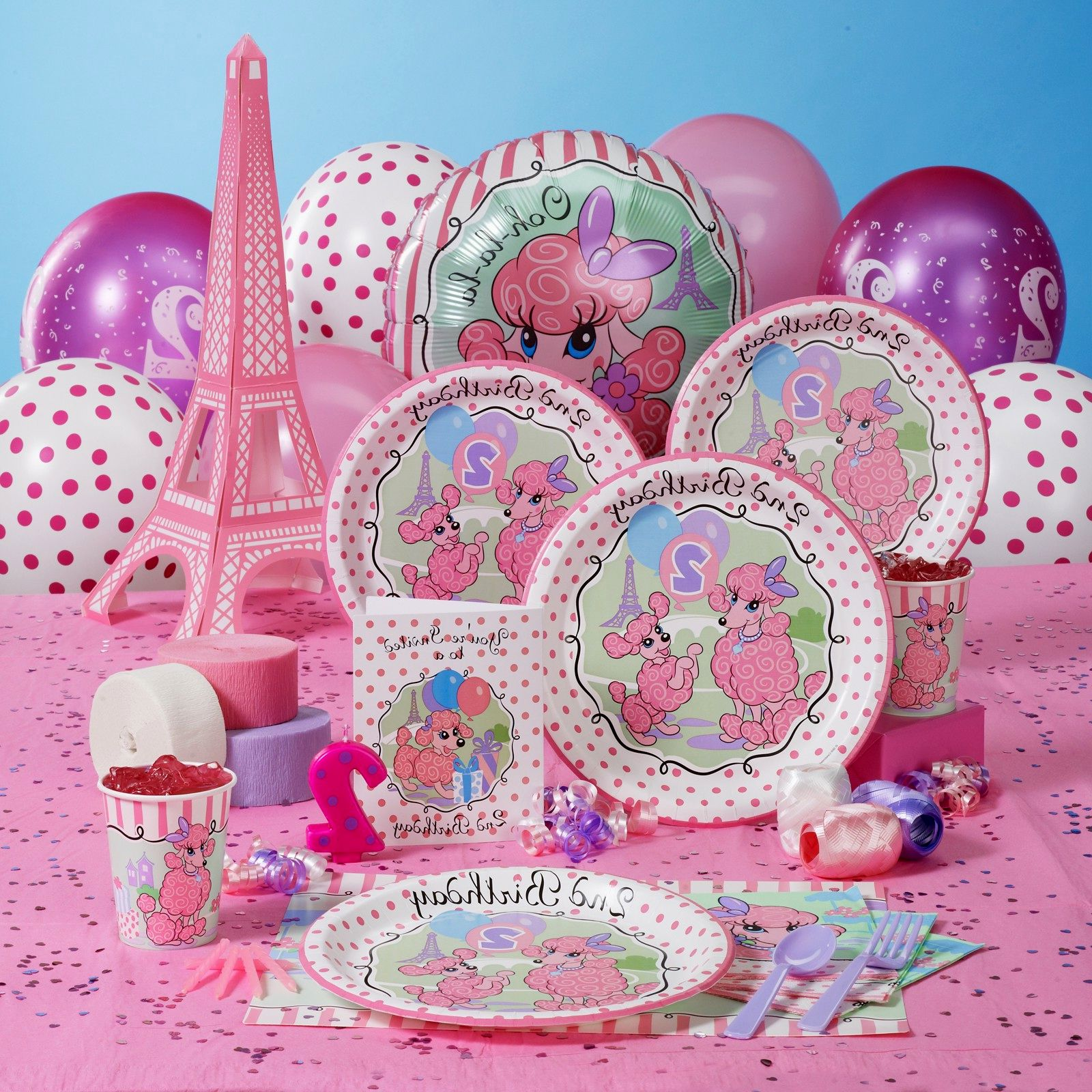 birthday party themes for girls ; second-birthday-party-themes-for-girl-second-birthday-party-themes-for-girl