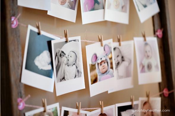 birthday photo ideas ; Adorable-Ideas-for-Planning-Your-Babys-1st-Birthday-Party