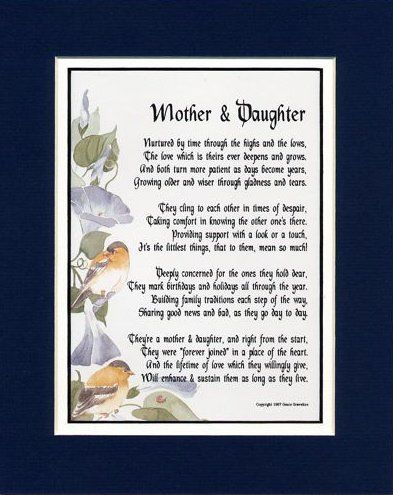 birthday poem for a daughter from mother ; 0cd31059580517cc692008b87ecc6c83