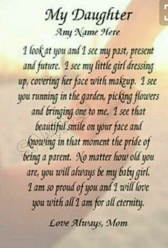 birthday poem for a daughter from mother ; 8f413ce2f0e2741ded257e7ff90ac34b