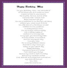 birthday poem for a daughter from mother ; 9eabe4c59d29216b330f8ce1ba72b582