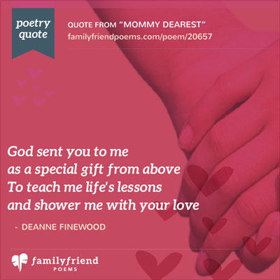 birthday poem for a daughter from mother ; mommy-dearest-2