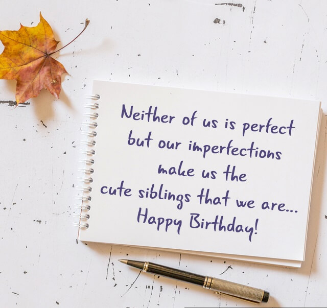 birthday poem for brother from sister in hindi ; Happy-Birthday-Sister-2017