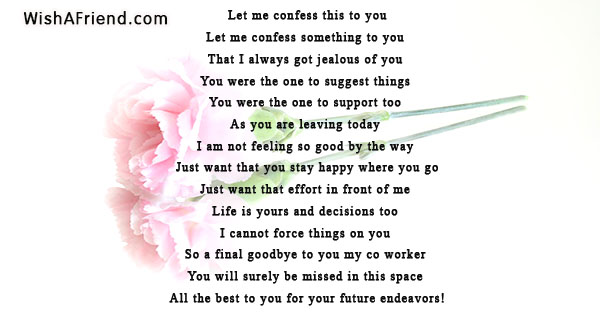 birthday poem for coworker ; 22918-goodbye-poems-for-colleagues