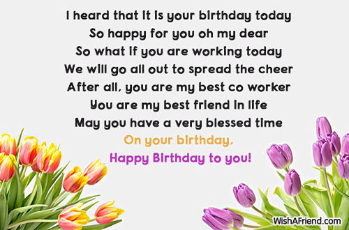 birthday poem for coworker ; 23364-birthday-wishes-for-coworkers