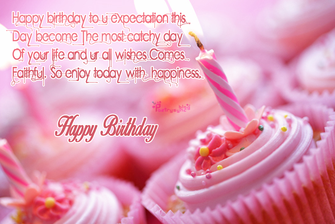 birthday poem for lover in english ; birthday-cake-pictures-for-sisters