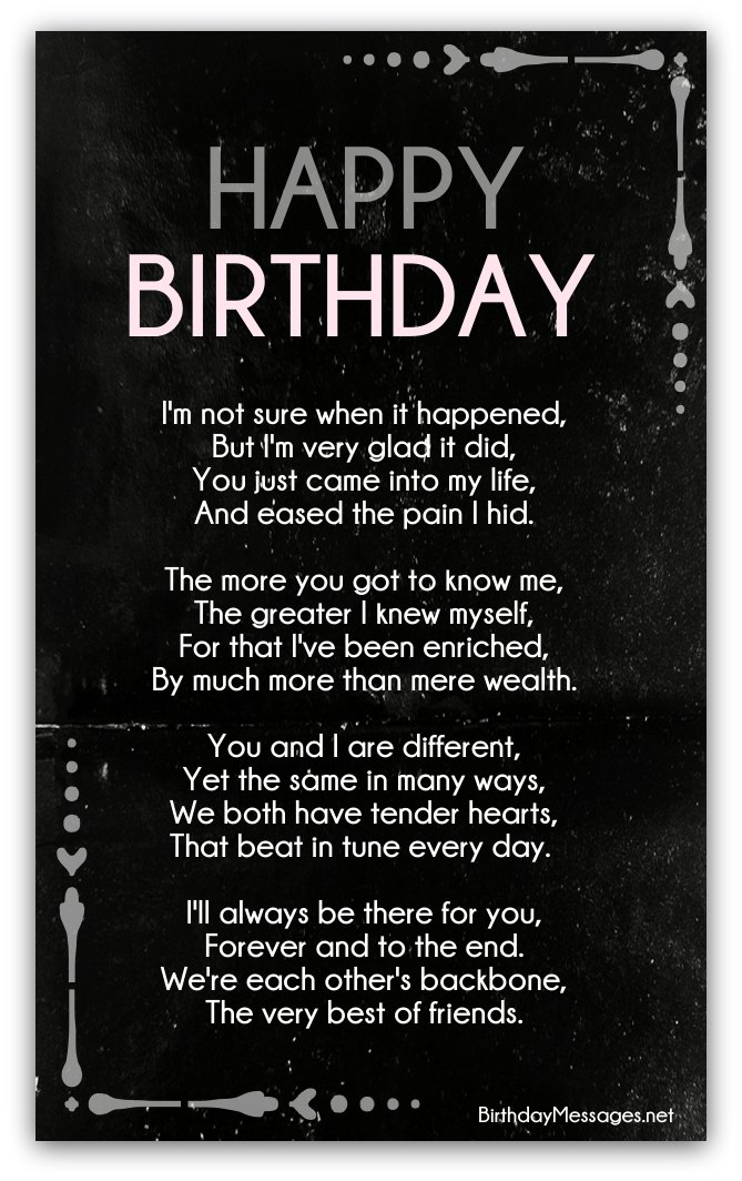 birthday poem for me ; clever-birthday-poems4A