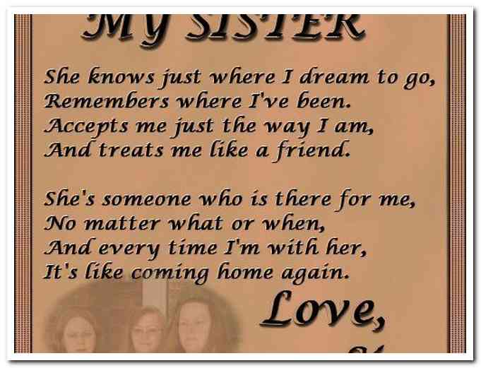 birthday poem for my big sister ; happy-birthday-my-big-sister-poems