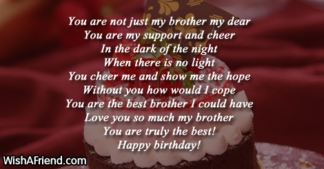 birthday poem for my brother ; 16859-brother-birthday-poems