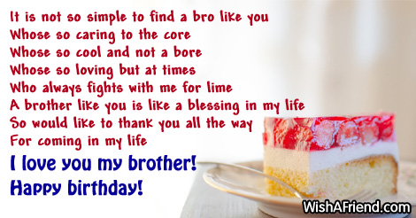 birthday poem for my brother ; 16864-brother-birthday-poems
