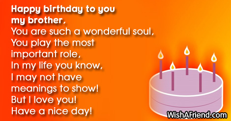 birthday poem for my brother ; 9358-brother-birthday-poems