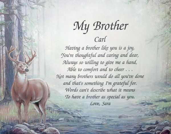 birthday poem for my brother ; Happy-birthday-little-brother-poem