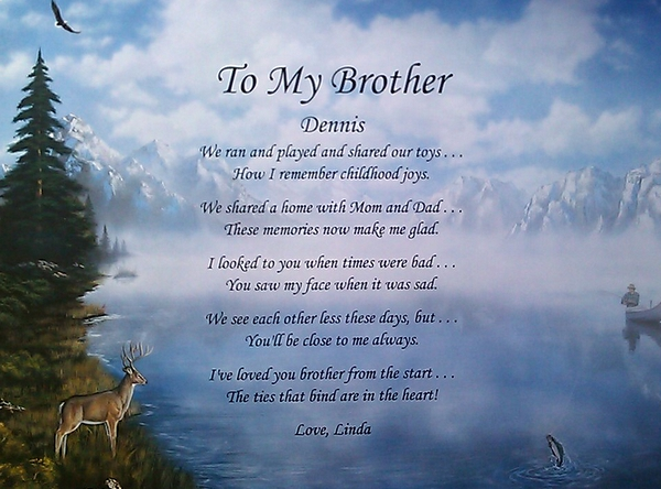 birthday poem for my brother ; cd0c50ee6c431743518456bcc4ab0cb4